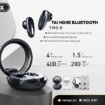 Tai nghe Bluetooth True wireless Remax TWS-9